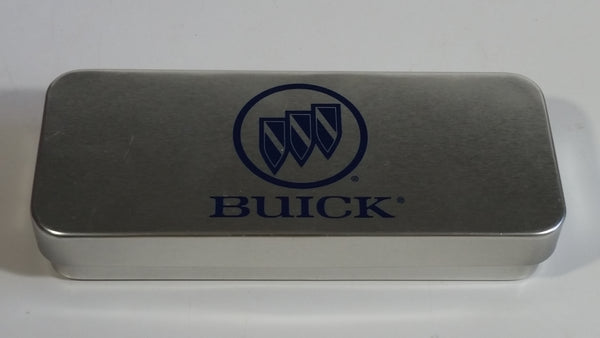 Buick Tin Metal Container Car Automotive Automobile Collectible