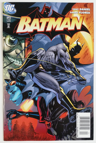 2009 DC Comics Batman #692 Comic Book