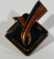 1994 Victoria XV Common Wealth Games Enamel Metal Pin