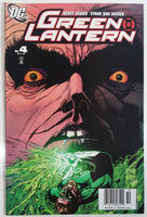 2005 October DC Comics Green Lantern #4 Comic Book