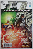 2007 October DC Comics 27 Countdown True Colors! Comic Book
