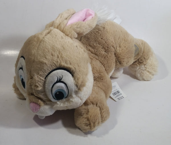 "Disney Store Exclusive Bambi Thumper Girl Blossom Bunny 13 1/2"" Stuffed Animal Plush Plushy New with Tags"