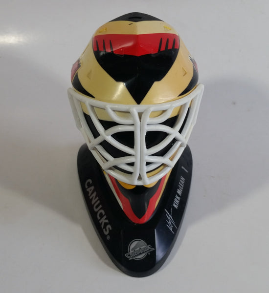 1996-97 McDonalds Mini Goalie Mask Vancouver Canucks Kirk McLean #1