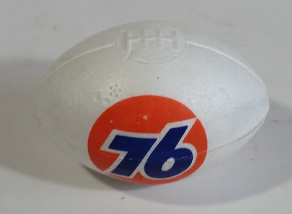 "Vintage Unocal 76 ""Go Beavers!"" Football Shaped White Radio Antenna Topper"