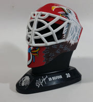 1996-97 McDonalds Mini Goalie Mask Chicago Blackhawks Ed Belfour #30