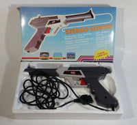 "Vintage Nintendo Copy Cat Video Laser Gun ""Duck Hunt"" Stereo Sound Game Gaming System Console Collectible with Box"