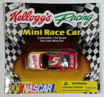 2000 Kellogg's Racing NASCAR #5 Terry Labonte Mini Race Car 1:64 Scale Die Cast Toy Vehicle New in Package