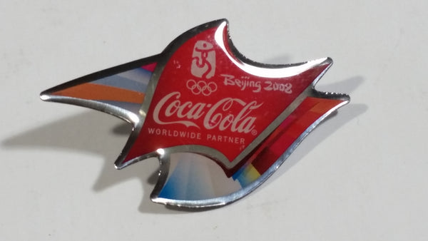 Beijing 2008 Summer Olympic Games Coca-Cola Worldwide Partner Collectible Pin