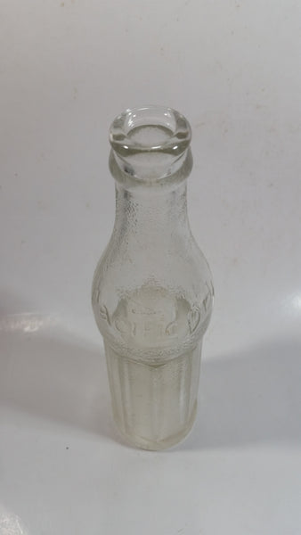 Antique 1932 to 1939 Nelson Bottling Works Dry Pacific 8 Fl oz Glass Soda Pop Beverage Bottle