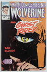 1990 Marvel Comics Presents Wolverine and Ghost Rider #64 Bad Blood! Comic Book