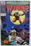 1990 Marvel Comics Presents Wolverine #62 Jungle Action! Jungle Death! Comic Book