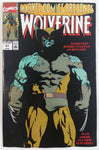 1990 Marvel Comics Presents Wolverine #51 ...As His Past Begins To Catch Up With Him! Comic Book