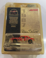 2003 Action Racing NASCAR Historical Series Limited Edition 1987 Thunderbird Stock Car Bill Elliot #9 Coors Beer Red and White Die Cast Toy Race Car Vehicle New in Package