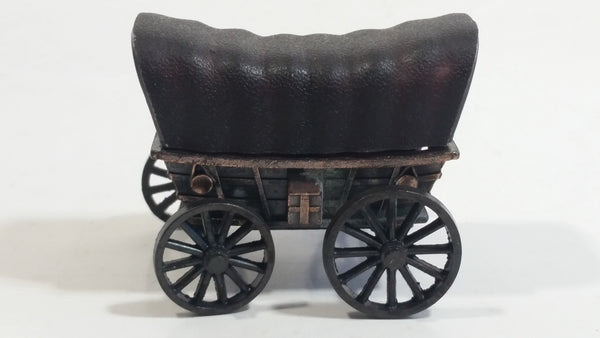 Vintage Miniature Chuck Wagon Metal Pencil Sharpener Doll House Furniture Size