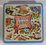 1999 Hasbro Candy Land Game Tin Metal Container - Empty