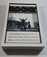 Rare 2007 McFarlane Toys Pop Culture Metro Goldwyn Meyer Rocky 3D Box Wall Hanging