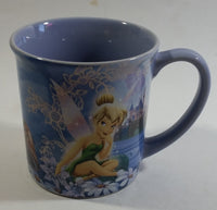 Disneyland Resort Tinkerbell themed Light Purple Ceramic Coffee Cup Mug