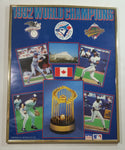 "Starline MLB 1992 World Champions American League Toronto Blue Jays Baseball Team 16"" x 20"" Framed Poster"