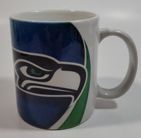 Seattle Seahawks NFL Football Team White Ceramic Coffee Mug