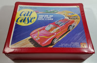 Vintage Tara Toy Corp 48 Car Red Carrying Case - No Trays
