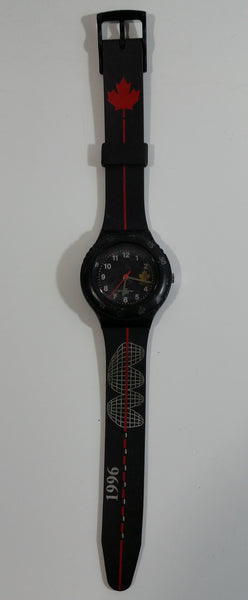 1996 Atlanta Summer Olympics Games Team Canada Water Resistant Wrist Watch - Needs New Battery