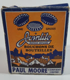 Vintage 1980's Box of Paul Moore Company Limited Jointite Bottle Metal Bottle Caps