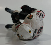 "McFarlane NHL Ice Hockey Chicago Blackhawks Player #10 Chris Chelios 6"" Tall Action Figure - No Accessories or base"