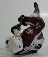 "McFarlane NHL Ice Hockey Colorado Avalanche Player #26 Paul Stastny 6"" Tall Action Figure - No Accessories or base"
