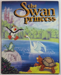 "Rare 1994 Nest Productions Walt Disney Animated Film Movie The Swan Princess 16"" x 20"" Hardboard Wall Plaque"