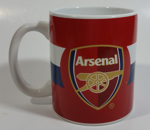 2014 Arsenal Football Club Soccer Ceramic Coffee Cup Mug