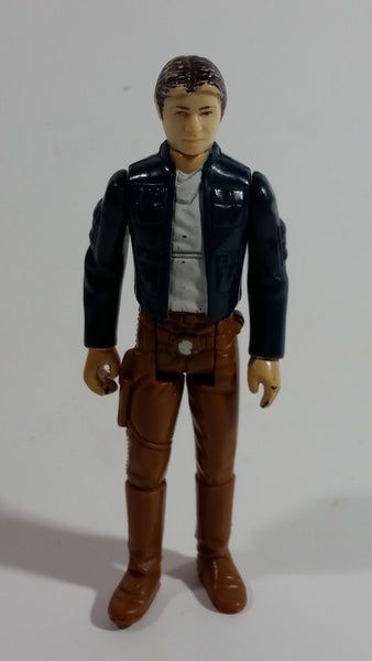 "Vintage 1980 Kenner LFL Star Wars Han Solo Bespin Outfit 3 3/4"" Tall Toy Action Figure - Hong Kong"