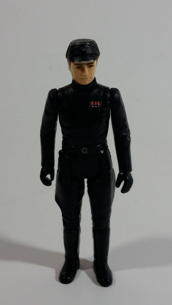 "Vintage 1980 Kenner LFL Star Wars Imperial Commander 3 3/4"" Tall Toy Action Figure - Hong Kong"
