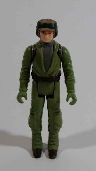 "Vintage 1983 Kenner LFL Star Wars Rebel Commando 3 3/4"" Tall Toy Action Figure - China"