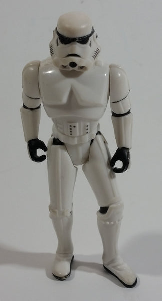 "1995 Kenner LFL Star Wars Storm Trooper 3 3/4"" Tall Toy Action Figure - China"