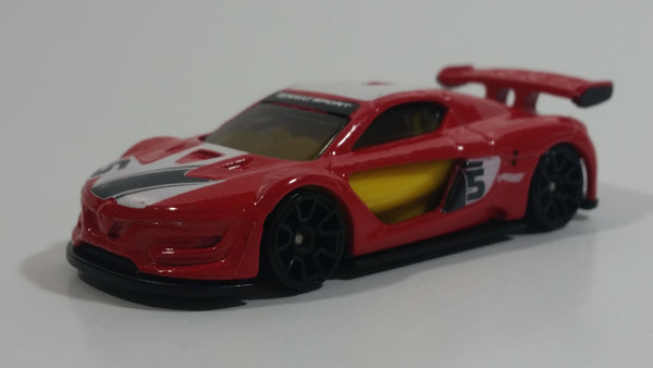2017 Hot Wheels HW Exotics Renault Sport Red Die Cast Toy Car Vehicle