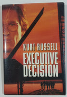 1996 Warner Bros Executive Decision Kurt Russell Promotional Movie Film Pin