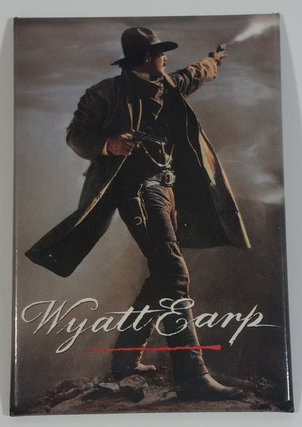 1994 Warner Bros Wyatt Earp Kevin Costner Promotional Movie Film Pin