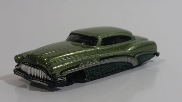2013 Hot Wheels HW Showroom American Turbo So Fine Dark Green Die Cast Toy Car Vehicle