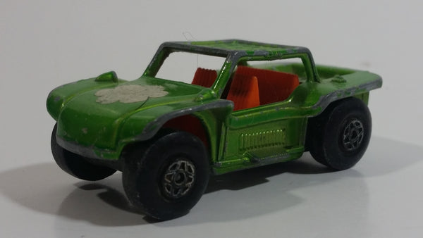 Vintage 1971 Lesney Products Matchbox Lime Green Superfast No. 13 Baja Buggy Toy Car Vehicle