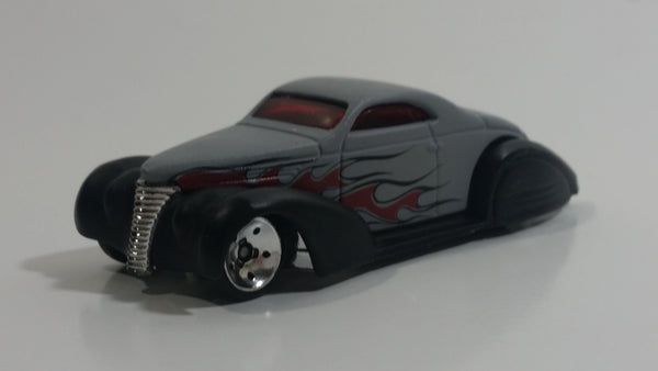 2008 Hot Wheels All Stars Swoop Coupe Red Die Cast Toy Low Rider Hot Rod Car Vehicle