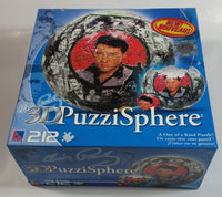 2007 Sure-Lox Elvis Presley 212 Piece 3D PuzziSphere Puzzle Brand New in Box Factory Sealed