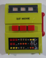Vintage 1976 VII VI Waco Slot Machine Lime Green Made in Japan