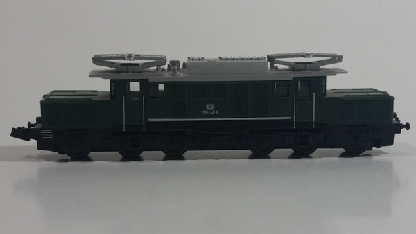 CIL N Scale 1/160 DB 02 Train Locomotive Dark Green Plastic and Die Cast Metal Toy Railroad Vehicle