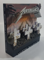 2006 McFarlane Toys Metallica Master of Puppets Album 3D Diorama Shelf Display Piece