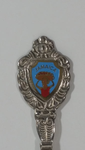 Jamaica Metal Spoon Souvenir Travel Collectible