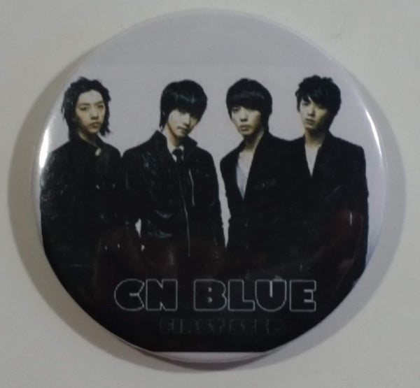 CN Blue First Step Album K-Pop Music Band Round Button Pin