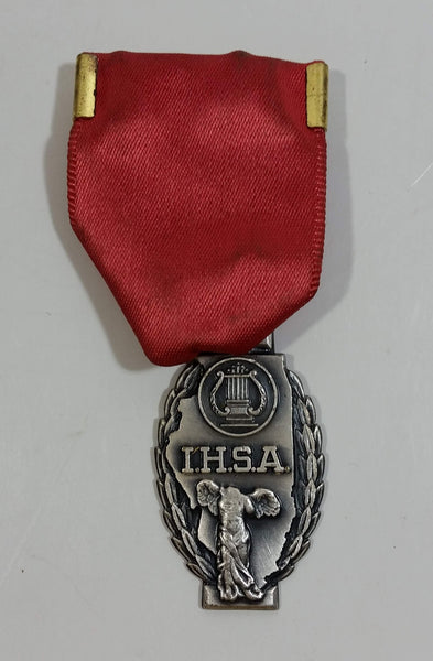 I.H.S.A. Illinois High School Association District Orchestra Excellent Award Medal Pin