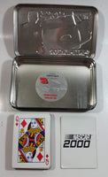 2000 NASCAR Limited Edition Dale Earnhardt The Intimidator Playing Cards in Tin - 1 Pack - Used