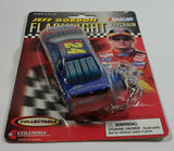 2002 J.G. Motorsports NASCAR #24 Jeff Gordon DuPont Race Car Shaped Flash Light Key Chain New in Package