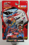 1989-1999 Racing Champions The Originals NASCAR #66 Darrell Waltrip Big K-Mart Ford Taurus White Red Orange Blue Die Cast Toy Race Car Vehicle with Stand - New in Package Sealed